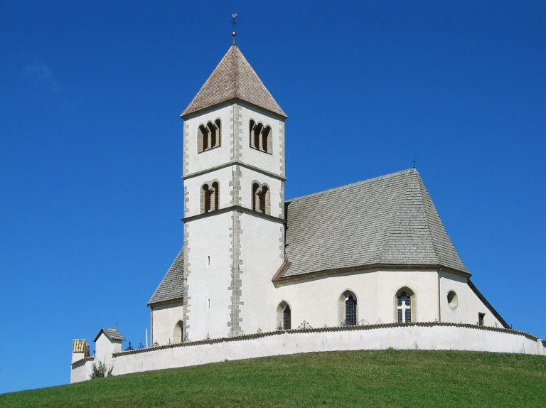 St. Wolfgang, Radein, South Tyrol, Italy
