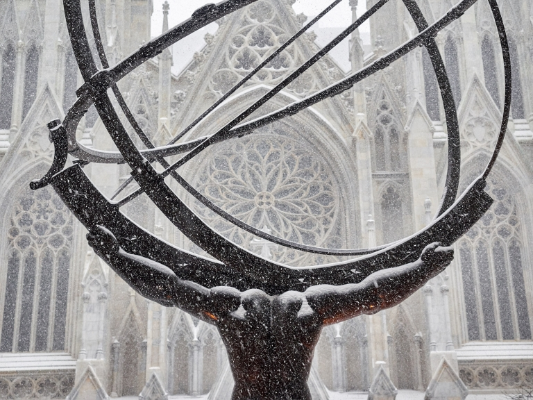 St. Patrick's Cathedral, New York, NY © 2015 Thomas Geist